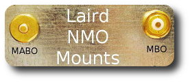 Laird NMO Mobile Antenna Mounts