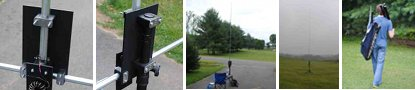 Build this Vertical Portable HF Antenna