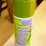 The hard to acquire Zinc Chromate Primer