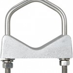 DX Engineering Saddle clamp