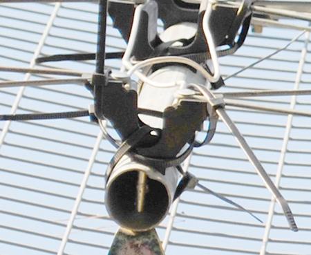 Tiewrap Repair of broken element insulator