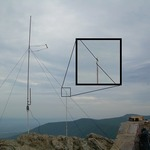 Separate VHF and UHF antennas for Station 6 of the 2011 ATGP