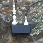A VHF/UHF Diplexer makes using two mono-band antennas with the D710A easy.
