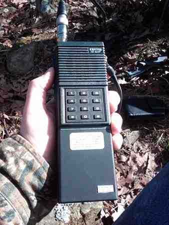 Icom IC-2AT FM VHF Transceiver