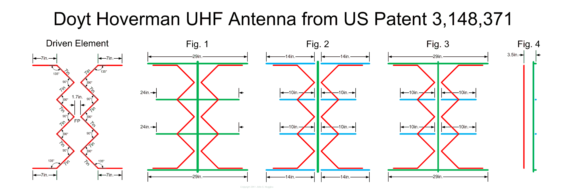 Hoverman Tv Antenna House Wiring Diagram Design From Patent