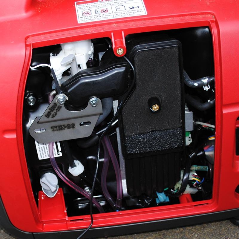 The tac-brac® HEU-202 and Honda EU2000 are ready for the TT2A tachometer