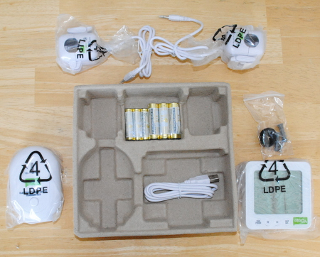 Efergy E2 Box Contents