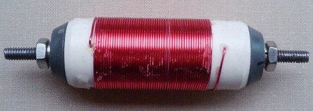 LNR Inductor Wire Coil