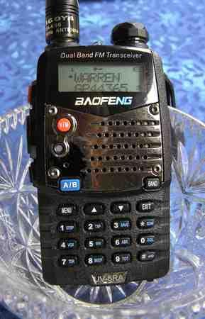 Baofeng UV-5RA VHF/UHF HT