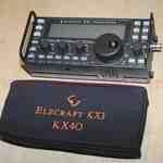 KX3 Transceiver Cover