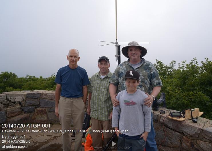 Hawksbill ATGP crew 2014