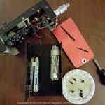 MFJ-259 Battery Holder Repair