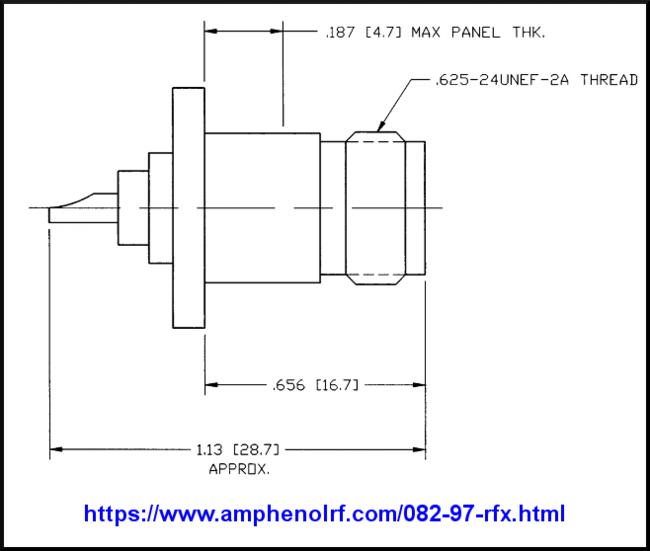 Amphenol 082-97-rfx