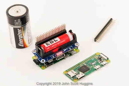 Raspberry Pi Zero Signal Generator