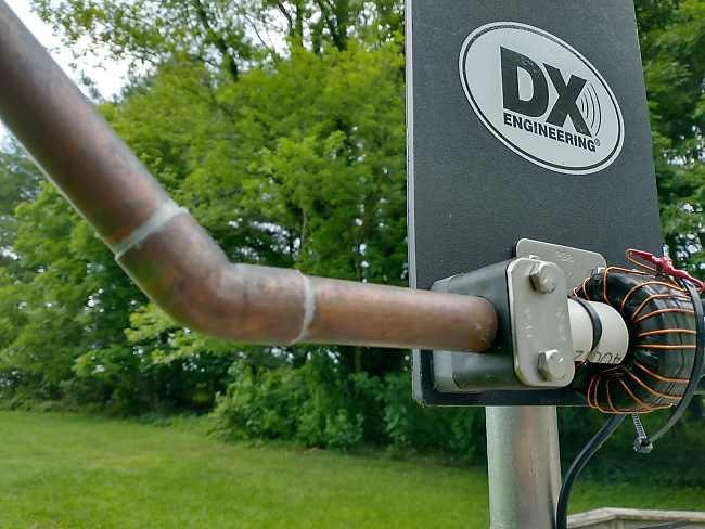 KX4O Small Transmitting Loop